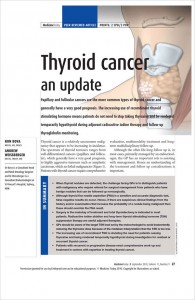 Medicine-Today-Thyroid-Cancer-Ron-Bova